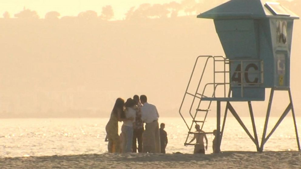 Up to 15 people stung by stingrays in Coronado, California