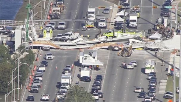 Road below FIU bridge should have been closed before collapse, new report finds