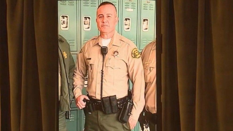 Sheriff, family grieve off-duty LA deputy's 'senseless and
