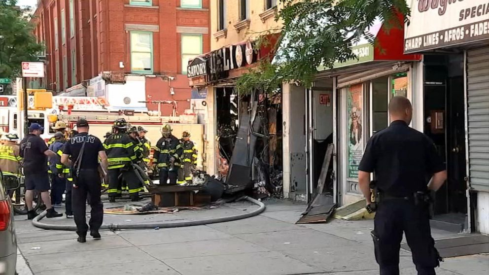 E-bike battery may be to blame in New York City grocery story fire