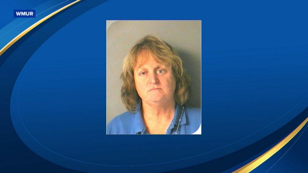Woman arrested after allegedly pushing dog in lake, watching it drown