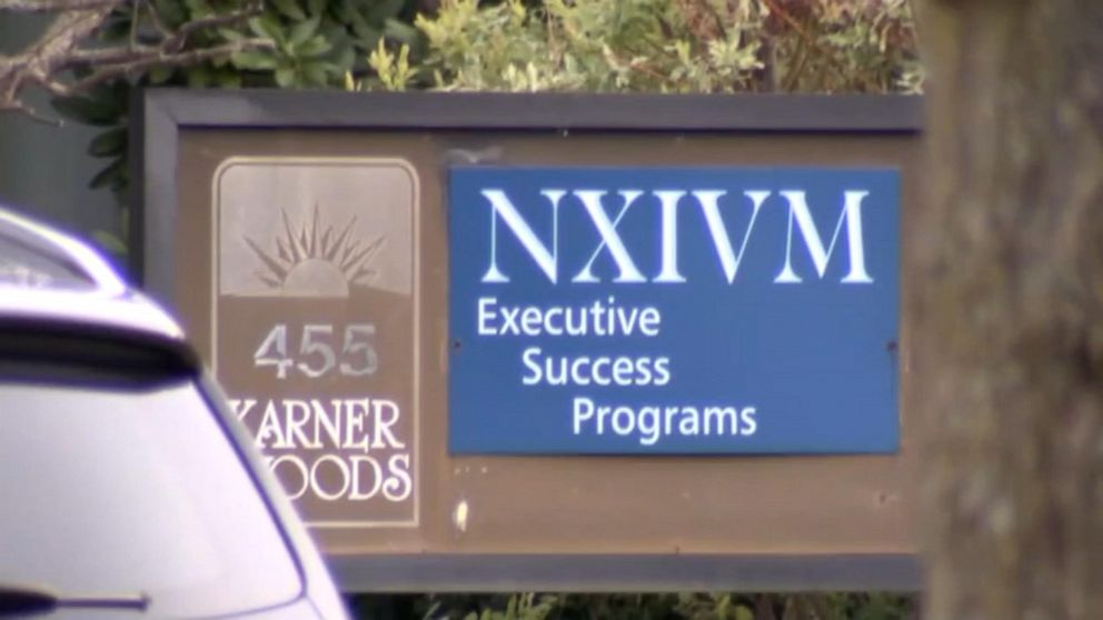 NXIVM founder Keith Raniere convicted of all charges in sex cult