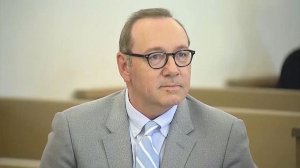 Key piece of evidence in groping case against Kevin Spacey missing
