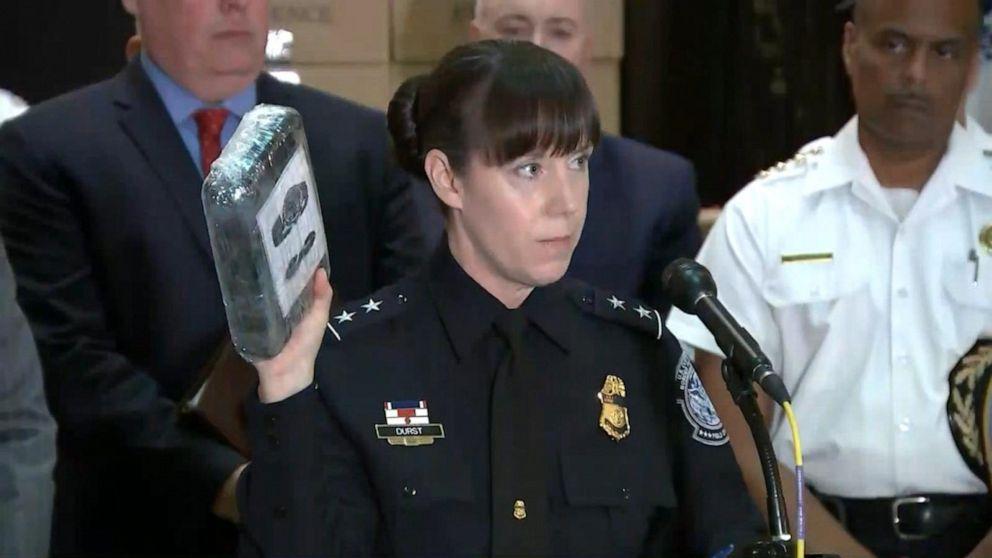 6 charged after massive cocaine seizure at Philadelphia port