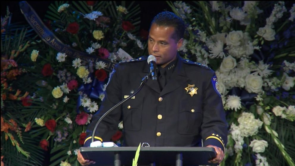A force for good in the world': Slain Sacramento officer