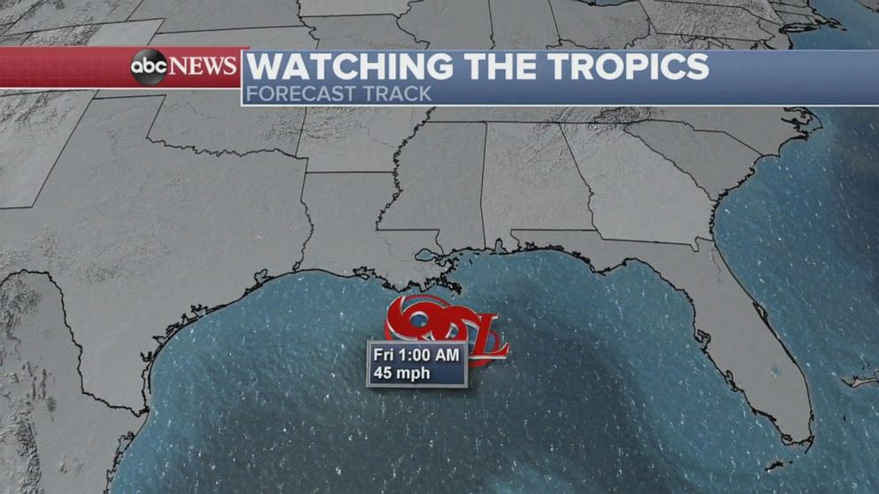 From New Orleans Warnings For Texas >> New Orleans Under State Of Emergency As Tropical Storm Barry Heads