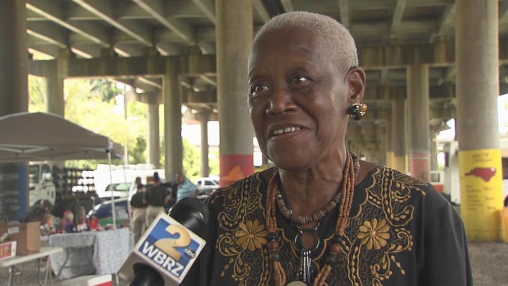 Founder of Louisiana African American museum Sadie Roberts-Joseph discovered dead in trunk of car