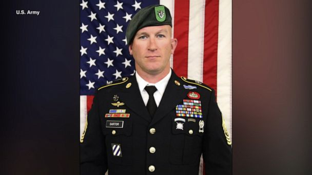 Soldier killed in Afghanistan remembered as 'hero'