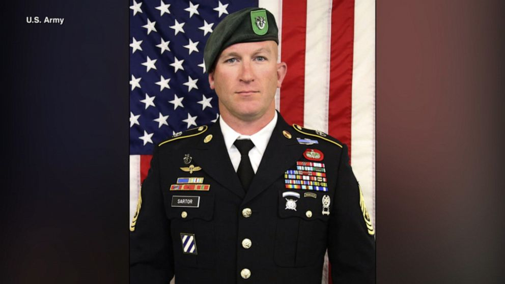 e3f7cbe7 US soldier James Sartor killed in Afghanistan remembered as 'beloved ...