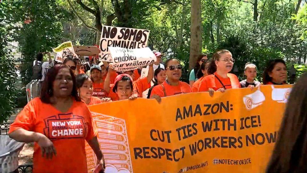 EU launches investigation into Amazon's use of 'sensitive data'