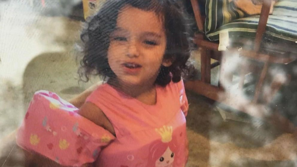 Parents speak out after 2-year-old daughter went missing in northern Michigan woods