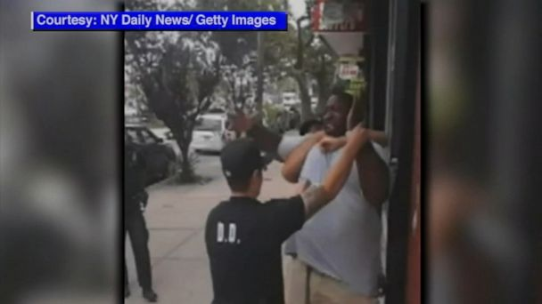 No charges filed against NYPD officer involved in Eric Garner's death