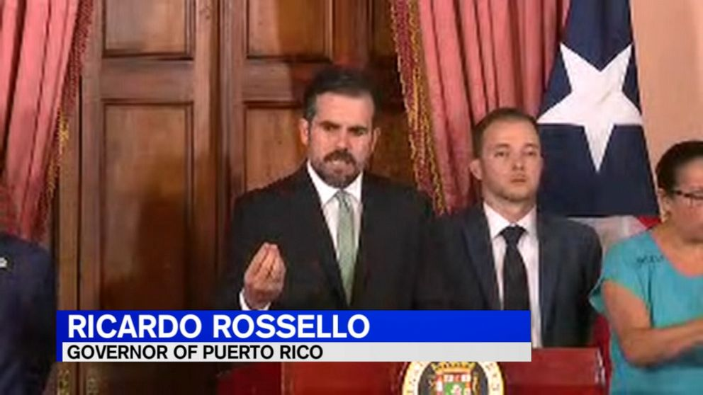 Governor Of Puerto Rico Says He Will Not Resign Following Protests