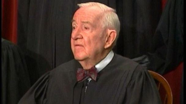 Justice Stevens remembered for 'transcending partisanship'