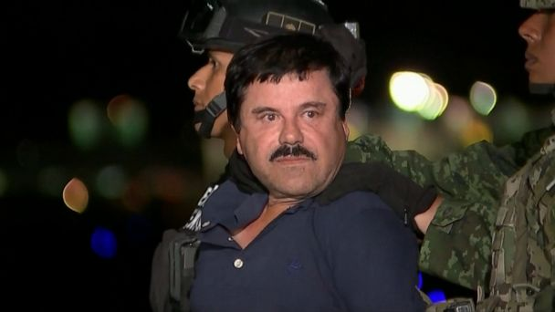 'El Chapo' to be sentenced for running drug cartel