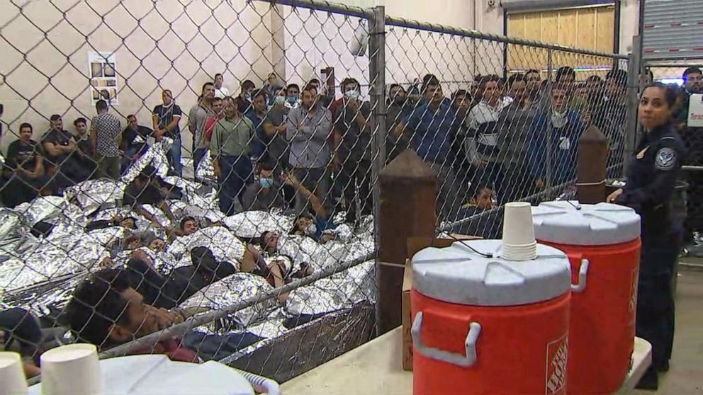 Amnesty Intl. report: Migrant detention conditions 'cruel and unlawful'