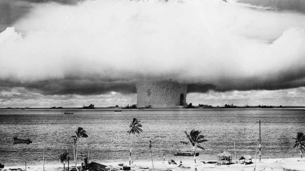 Marshall Islands more radioactive than Chernobyl