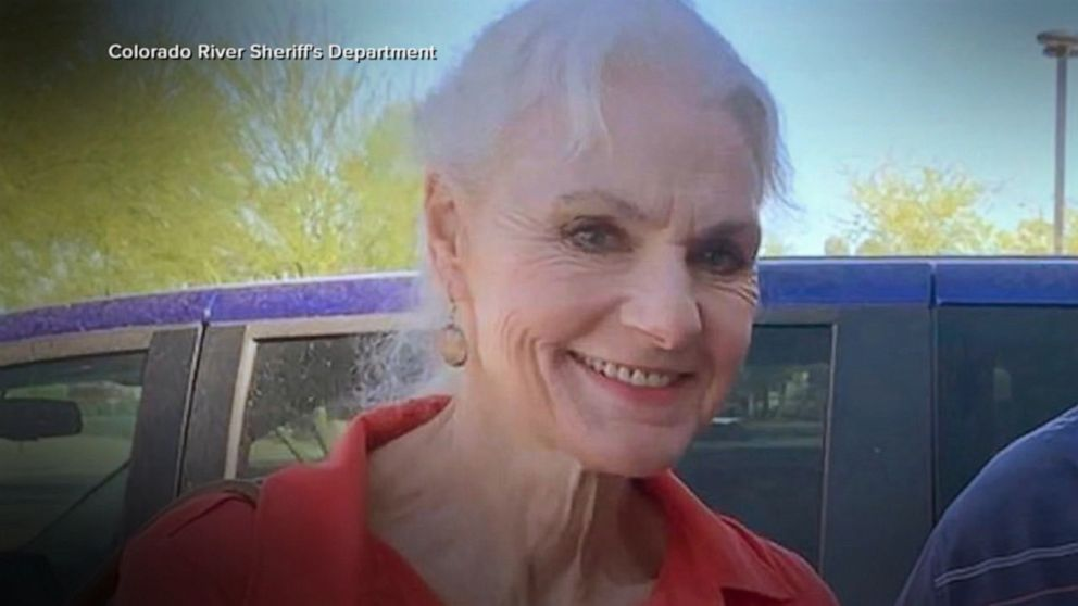 The search continues for 69-year-old hiker Barbara Thomas