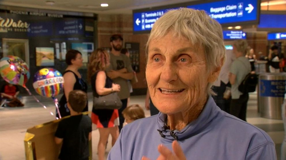 89-year-old Anne Lorimor becomes oldest person to climb Mount Kilimanjaro