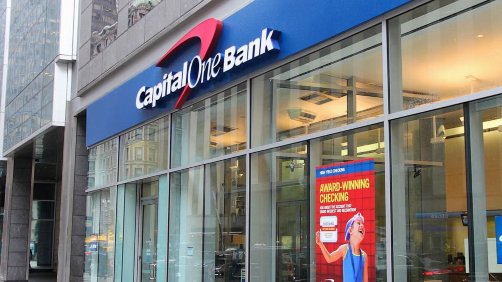 Woman arrested in massive Capital One data breach