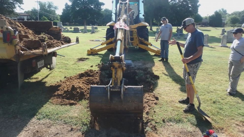 Unidentified woman found dead in 1986 is exhumed to test her