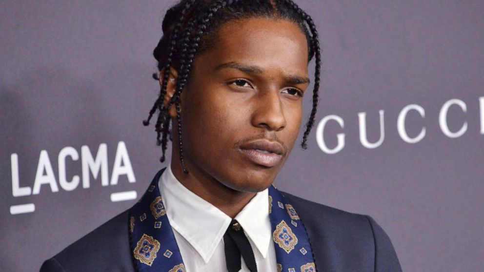 Asap Rocky Black Ink Gallery: Latest National News, Videos & Photos - ABC
