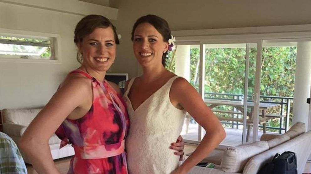 Identical twins, 35, get near-identical breast cancer diagnoses just weeks apart