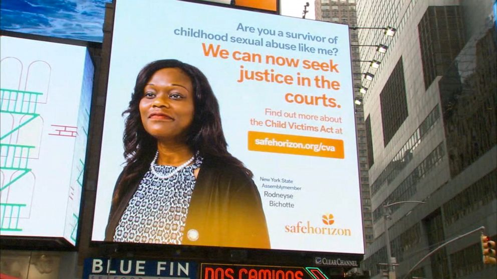 Hundreds of lawsuits to be filed for old alleged child