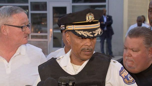 Philadelphia police in standoff with suspect who injured several officers