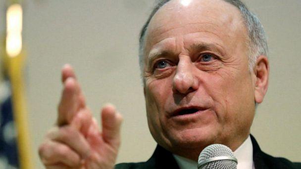 GOP Rep. Steve King faces backlash over rape and incest comments