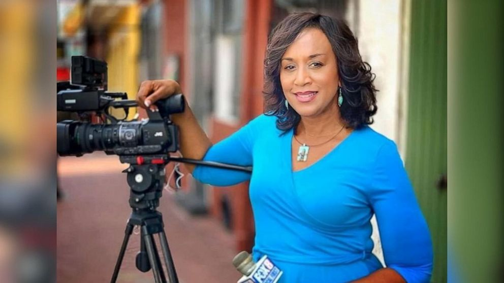 My heart is shattered': New Orleans TV reporter Nancy Parker