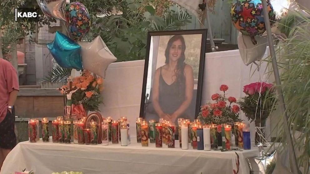Why her?' Family mourns California school teacher Nancy