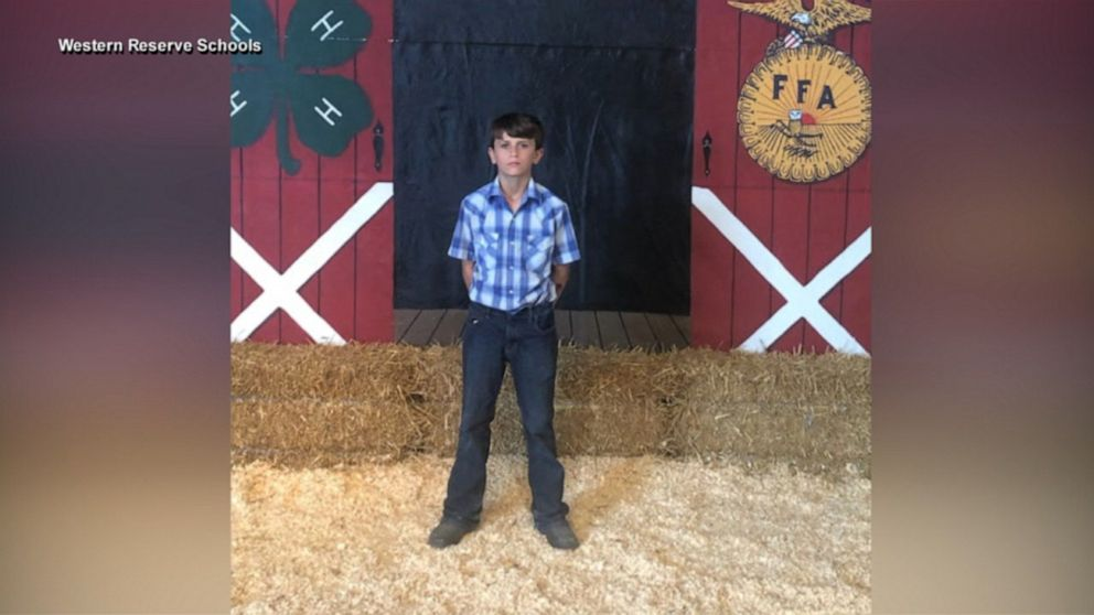 Huron County Fair Schedule 2020.Ohio Boy Makes Big Donation To St Jude After Winning