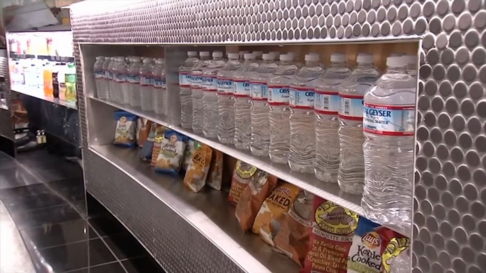 SFO bans sale of small plastic water bottles