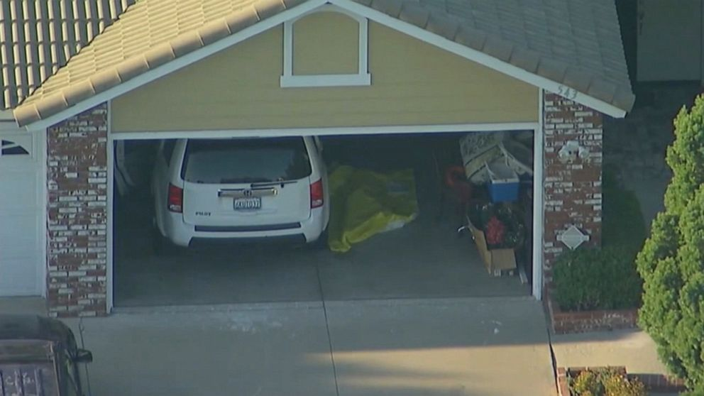 'Distraught' dad finds baby, teen daughter dead in garage; police say mom is a suspect