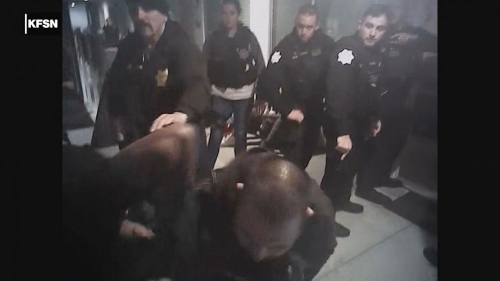 Teen sues Fresno PD using bodycam video of officer punching him