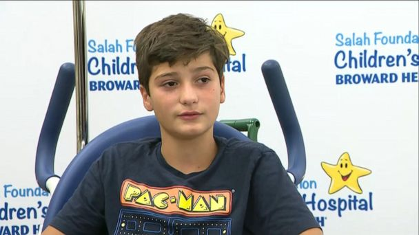'I ran out screaming': 11-year-old bitten by shark in knee-deep water