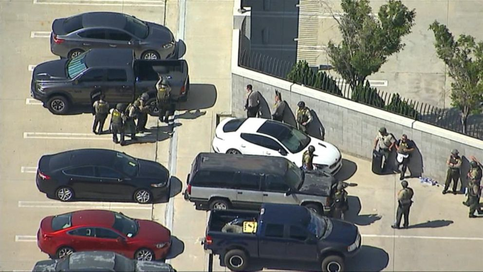 Southern California deputy lied about being shot by sniper in sheriff's office parking lot: Authorities