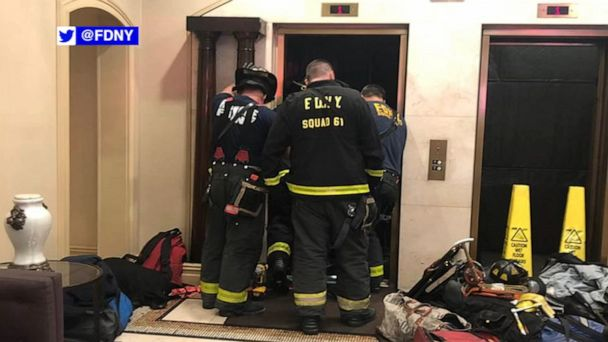 Man crushed to death by elevator in New York City apartment building