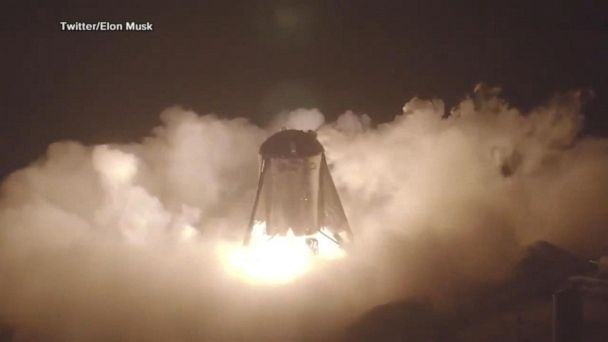 SpaceX to launch Mars rocket prototype in southern Texas