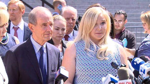 Epstein accusers speak out