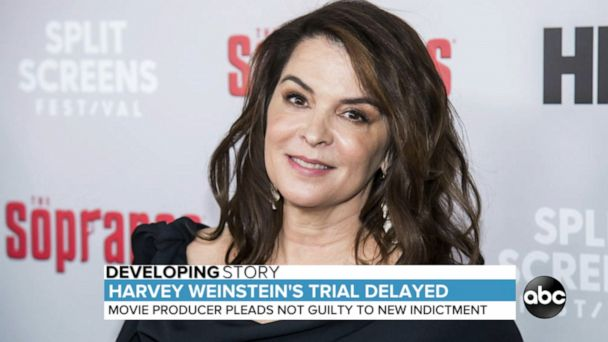 Actress Annabella Sciorra to testify against Harvey Weinstein