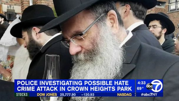 Jewish man attacked in potential hate crime during morning jog