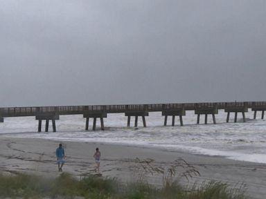 Jacksonville Florida koukku ylös