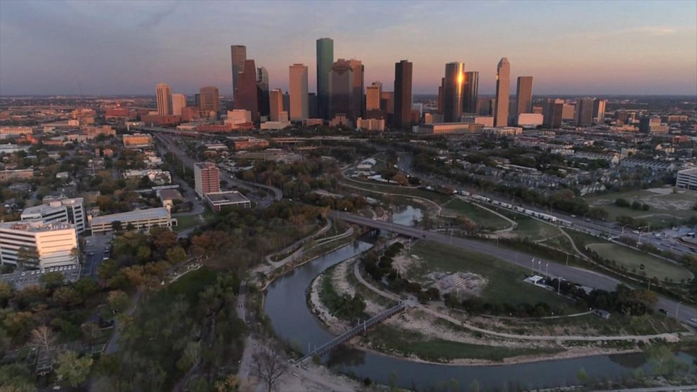 How Houston, hosting the 3rd Democratic debate, is a look into America's future