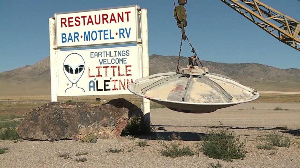 Что такое Зона 51: история таинственной базы в пустыне