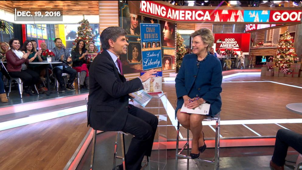 ABC News colleagues remember Cokie Roberts: 'She knew what was important'