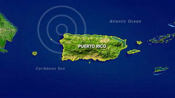 Puerto Rico rocked by 6.0 magnitude earthquake