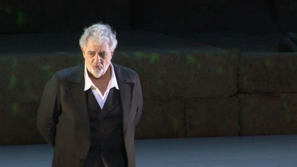 Placido Domingo exits LA Opera amid sexual harassment investigation