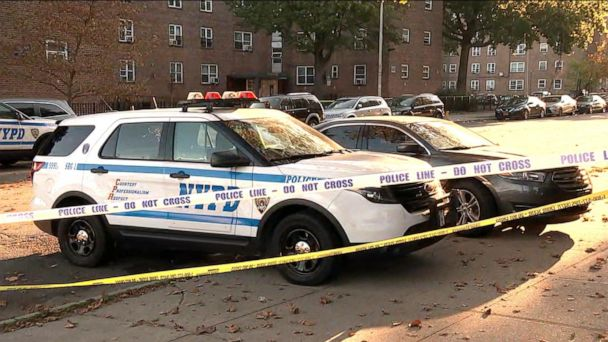 New York City police officer killed in the Bronx